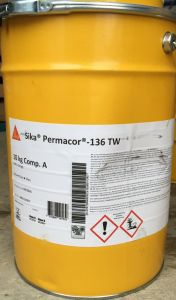 Sika Permacor 136 TW - Blue