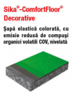 Sika ComFortFloor Decorative